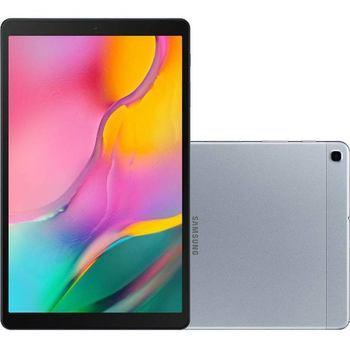SAMSUNG Galaxy Tab A 10.1 (2019) SM-T515N, 2GB, 32GB, 4G серебристый